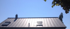 Dachbaustellen